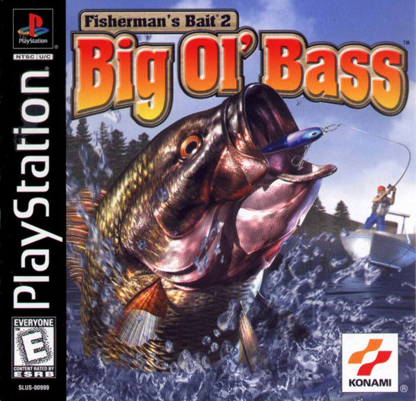 Fisherman's Bait - Big Ol' Bass 2 [NTSC-U] Front Cover